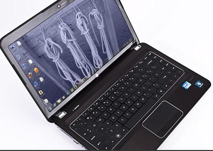 Review laptop HP Pavilion dm4t 2011