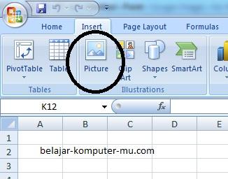 Cara Menyisipkan Gambar Clip Art Pada Microsoft Excel