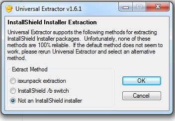 cara ekstrak file instak extrak installshield 2