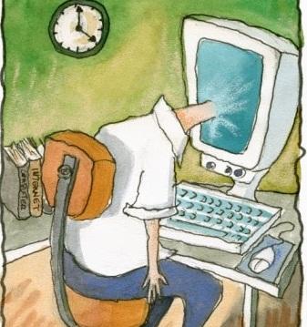 dampak negatif internet bagi pelajar