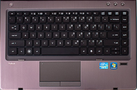 Review Laptop ProBook 6460b kinerja