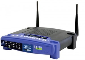 wireless access point router