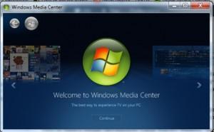 Cara mengatasi Aplikasi Program Terbuka dengan Windows Media Center karena Virus Winamp
