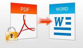 Convert Word to PDF menggunakan software