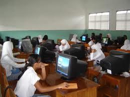 komputer di dunia pendidikan