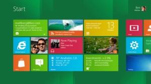 kelebihan windows 8 tampilan UI Metro